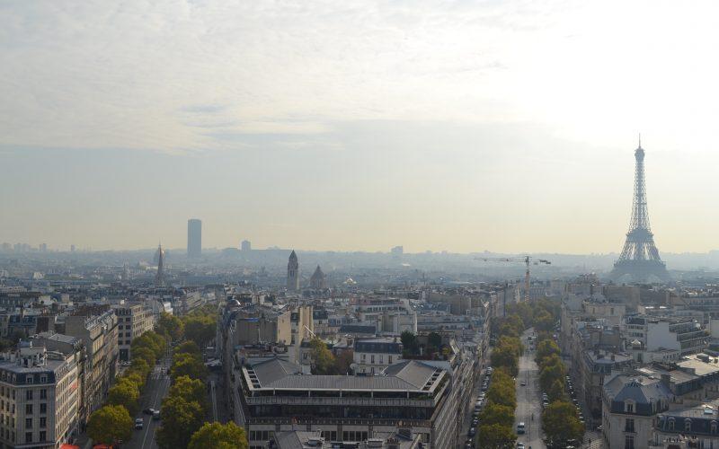 Zu Besuch in.. Paris