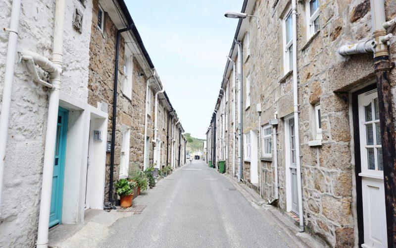 Mit dem Rucksack zu Cornwalls schönsten Ecken
