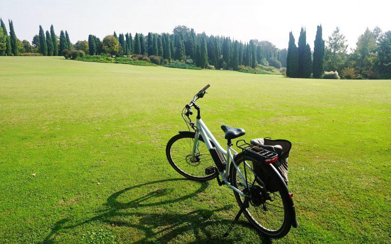 Mit dem Fahrrad durch Venetien